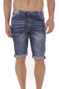 Cipo-amp-Baxx-Herren-Jeans-Capri-Bermuda-Shorts-CK176