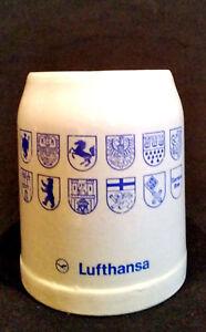 Bierkrug-Lufthansa-Flughafen-Frankfurt-Hessen-Flugzeug-Aeroplane-Airport-Beer