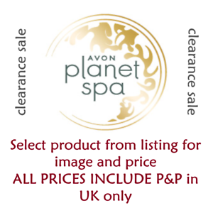 Avon-Planet-Spa-various-clearance-LOW-PRICES-FREE-P-amp-P