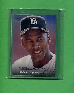 Details About Michael Jordan Birmingham Barons 1995 Ud Minor League Baseball Card 45 Bulls