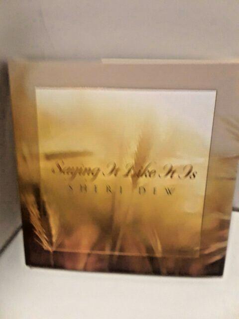 Saying It Like It Is by Sheri Dew (2009, Hardcover)