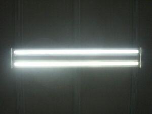 2x 150 LED T8 Fluorescent Light Tube Flood 8W T10 2\' 24\