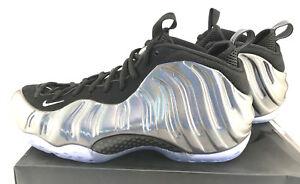 73f53458fc1 Nike Air Foamposite One Hologram Multi-color Metallic Silver 314996 ...