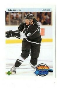 2010-11-UPPER-DECK-YOUNG-GUNS-RETRO-20TH-ANNIVERSARY-JAKE-MUZZIN-225-ROOKIE