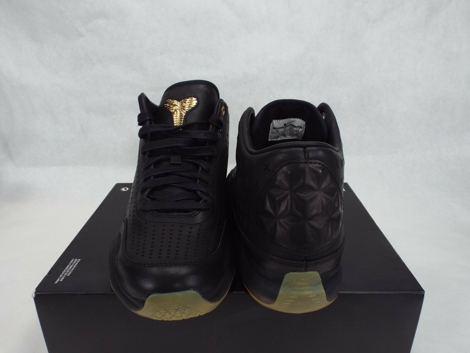 c639bb32a3b6 ... New New New Mens SZ 10 NIKE Kobe X Mid EXT Leather Basketball shoes 225  802366 ...
