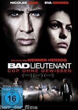 BAD LIEUTENANT (Nicolas Cage, Eva Mendes) NEU+OVP