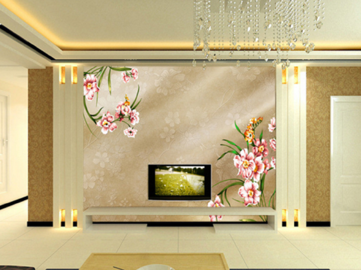 3D Fresh Flowers 77 Wall Paper Murals Wall Print Wall Wallpaper Mural AU Kyra