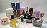 Various Women's Mini Fragrance Bottles - Choose Your Scent Free Us Shipping