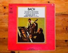 CBS 76373 Glen Gould/Leonard Rose/Bach/Viola & Harpsichord Sonatas/Collector LP
