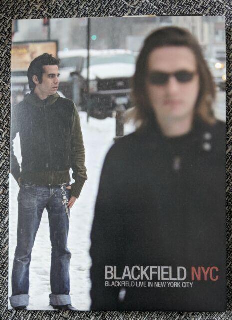 DVD - Blackfield – NYC - Blackfield Live In New York City - Zustand sehr gut