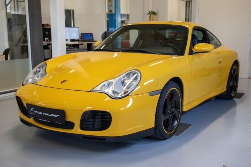 Porsche 911 Carrera 4S Coupé Tiptr. - 13