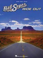 Bob Seger Ride Out Sheet Music Piano Vocal Guitar Songbook 000139403