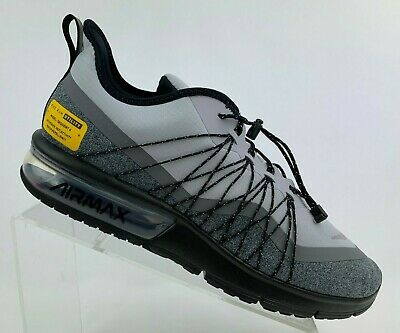 Nike Air Max Sequent 4 Utility New Mens Running Shoes Wolf Grey Sport AV3236 003 | eBay