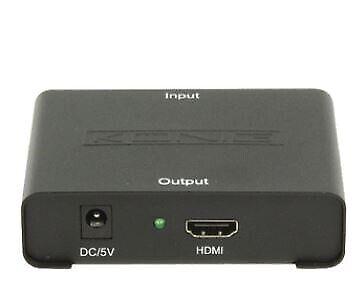 VGA til HDMI converter, Kønig, Perfekt