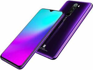 "BLU G90 Pro 6.3"" 128GB GSM Unlocked 48MP Dual Sim 4G LTE Android Smartphone"