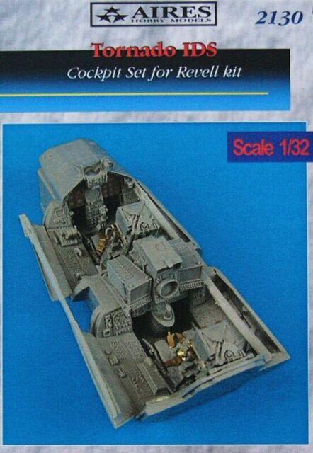 Aires 1/32 Tornado IDS cabina Set para Revell kit # 2130