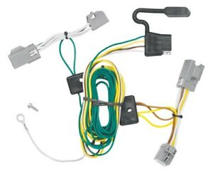 trailer wiring harness kit for 08-09 ford taurus x all ... 2003 ford f250 trailer wiring harness