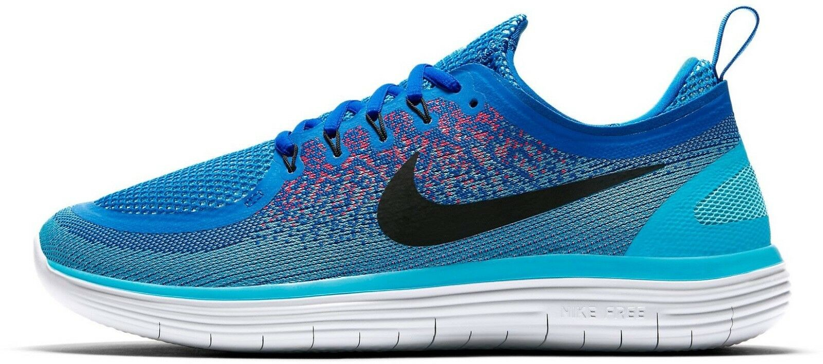 Nike Free Hombre rn distancia 2 para Hombre Free Correr Entrenamiento Calzado (863775 403) e5c848
