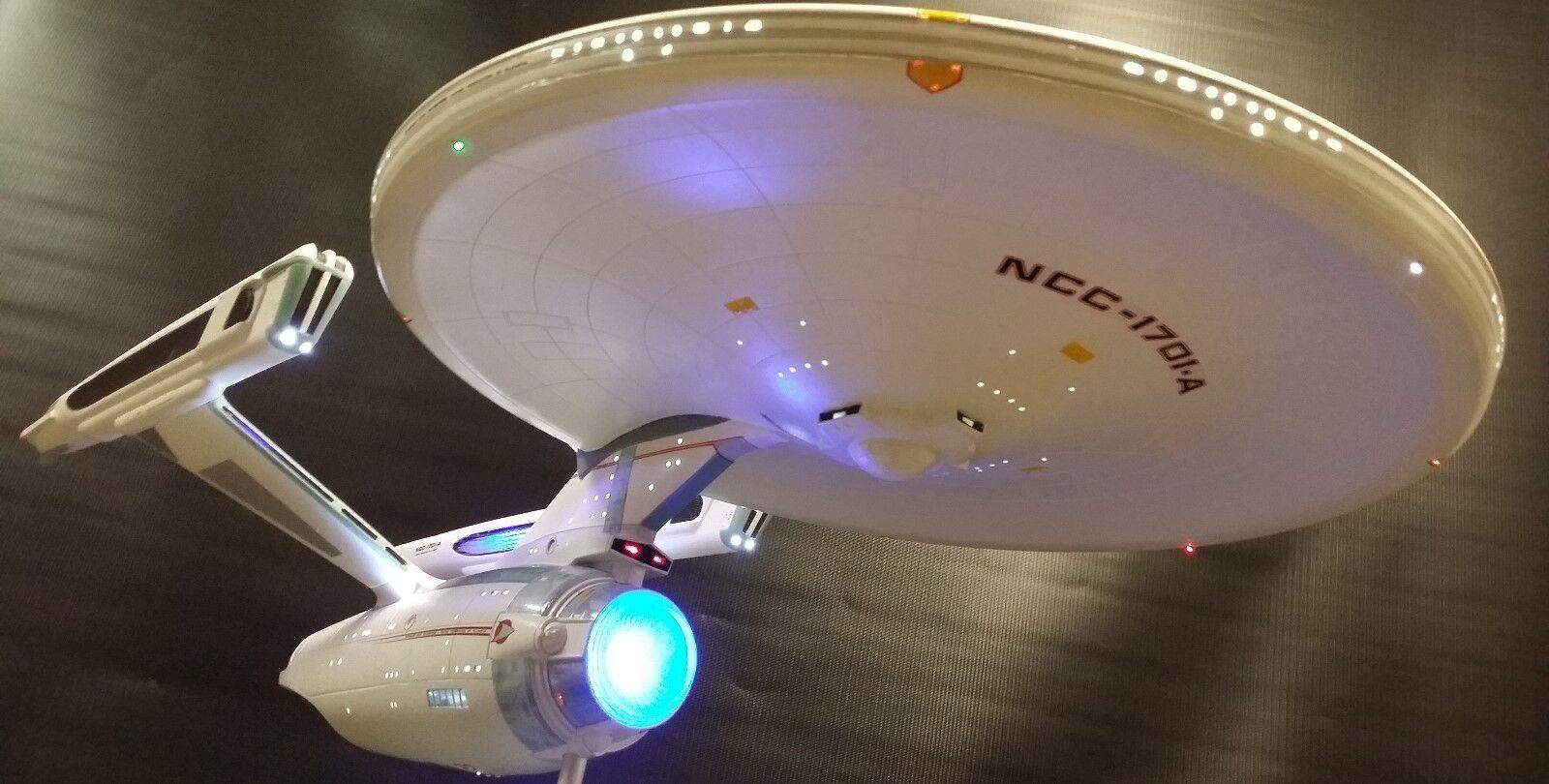 LED lighting kit - Star Trek U.S.S. Enterprise Refit NCC-1701-(A) 1 350