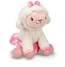 "Disney Authentic Doc McStuffins Lambie Soft Plush Easter Toy Doll 7"" Girls NEW"