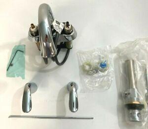 Delta Lahara Bathroom Faucet Two Handle, Delta Lahara Bathroom Faucet