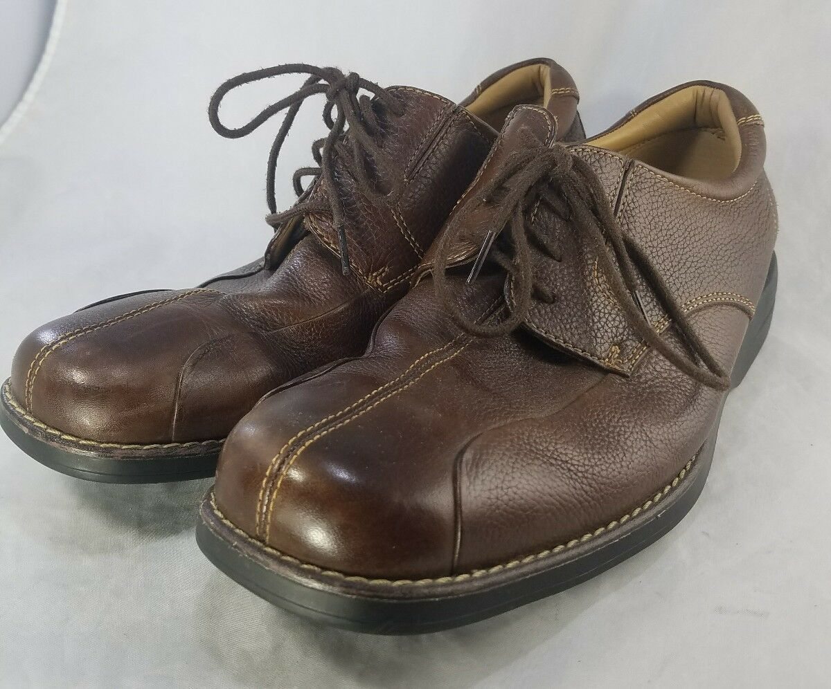 Dockers Pro Style dress brown oxfords mens casual dress Style formal shoes 43.5 11.5M 4669 b0f7b4