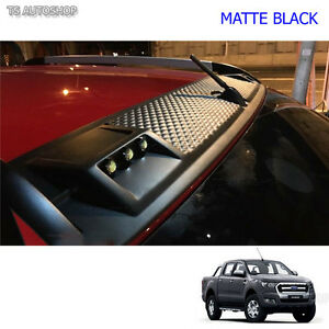 Light Leds Cap Front Roof Spoiler Fits Ford Ranger T6 Mk2