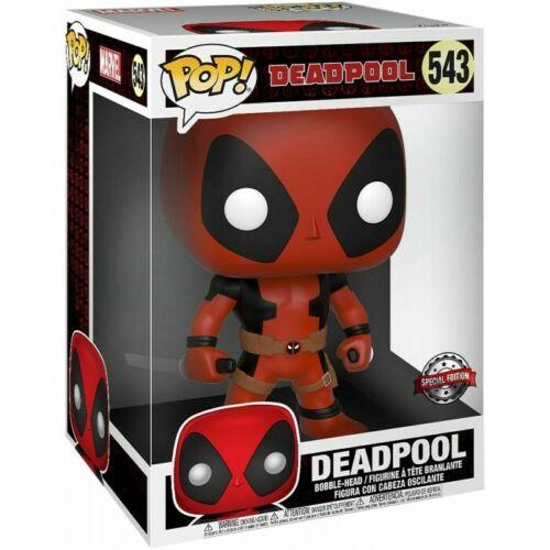 With Swords Funko Pop Exclusive Deadpool Marvel Deadpool SUPERSIZE