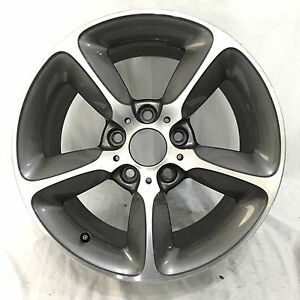 BMW-1-SERIES-F20-F21-2012-2016-17-034-REAR-ALLOY-WHEEL-PART-NUMBER-6796208