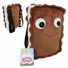 Kidrobot/Yummy MONDO Sandy Ice Cream Sandwich Zaino Bag Woman's Girl's peluche