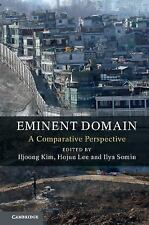 Eminent Domain : A Comparative Perspective (2017, Paperback)