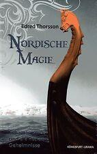NORDISCHE MAGIE - Schamanismus und die Runen-Geheimnisse - Edred Thorsson BUCH