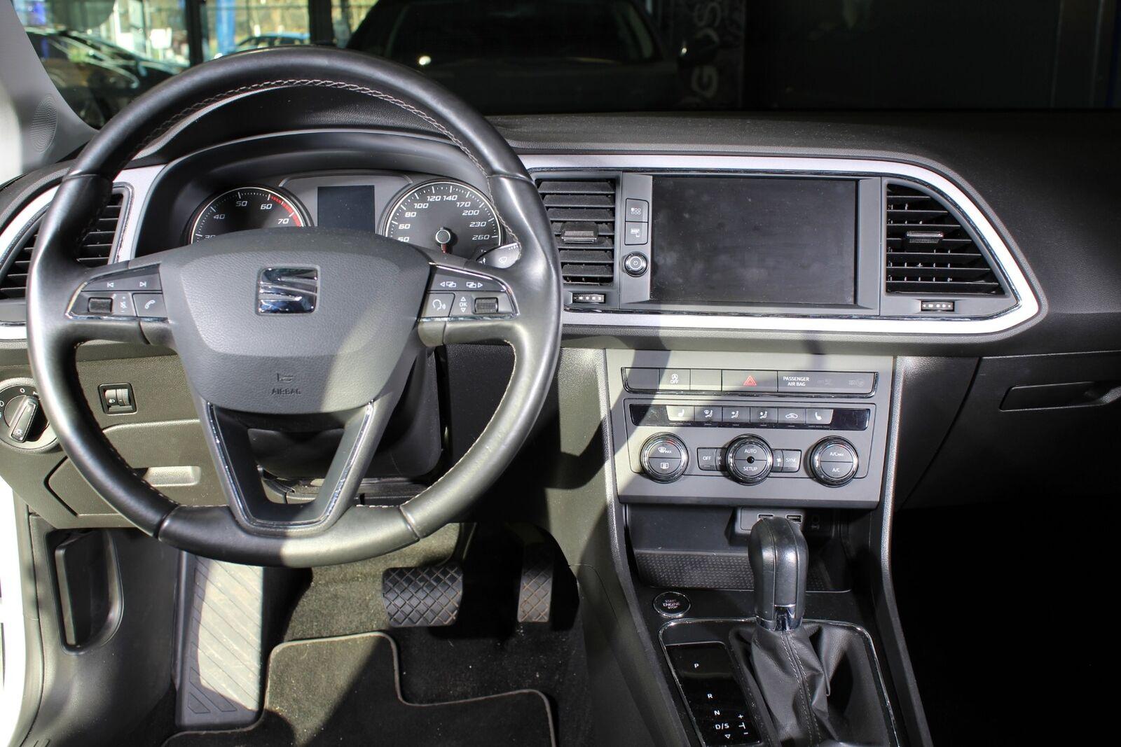 Seat Leon 1,4 TSi 150 Style ST DSG - billede 10