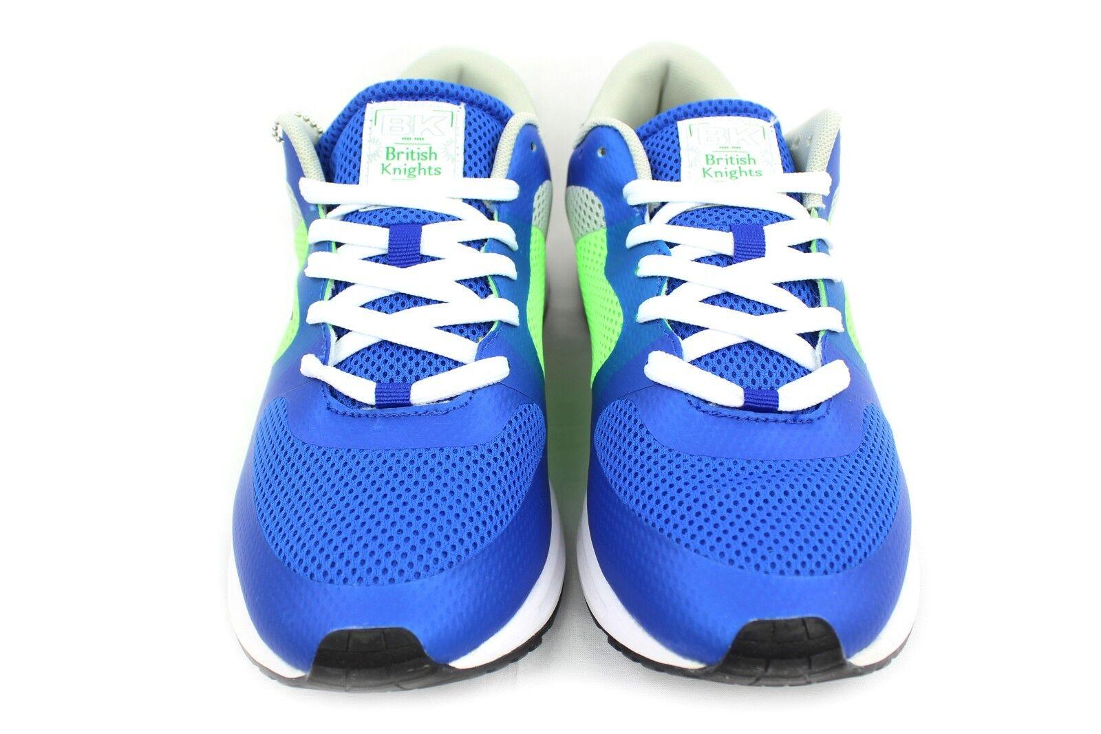 BK British Knights Impact Herren Sportschuhe - Canvas Sneaker Low Gr.43