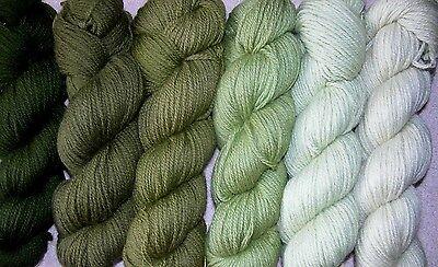 New Paternayan Wool 3ply Persian Yarn Needlepoint Crewel 550 Ice Blue Family