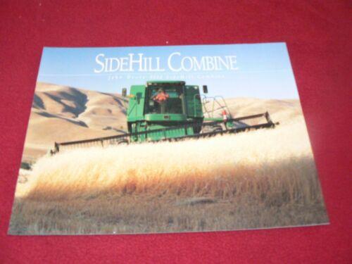 John Deere 9500 SideHill Combine Dealers Brochure DKA113 94-04