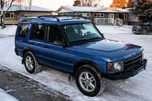 2003 Land Rover Discovery SE Series 2