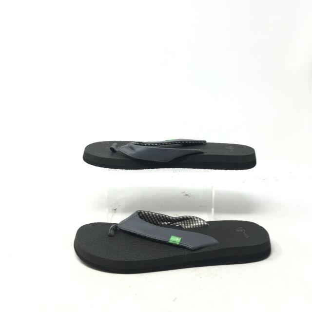 Sanuk Yoga Mat Flip Flops Thong Sandals