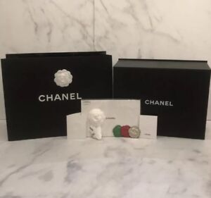 NEW-PERFECT-Authentic-Chanel-Magnetic-Storage-Box-Gift-Set-15-x-11-5-x-6