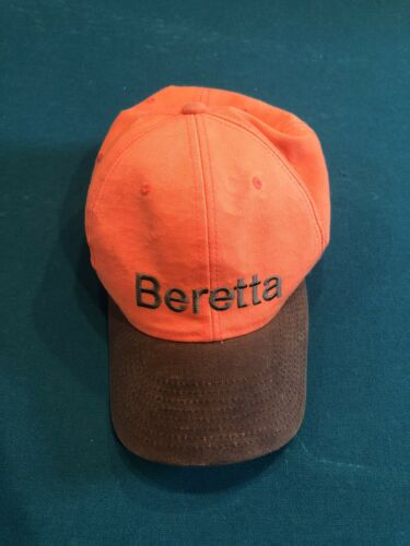 Vintage Beretta Sample Hat