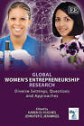 Global Women's Entrepreneurship Research: Diverse Settings, Questions and Approaches by Edward Elgar Publishing Ltd (Hardback, 2012)