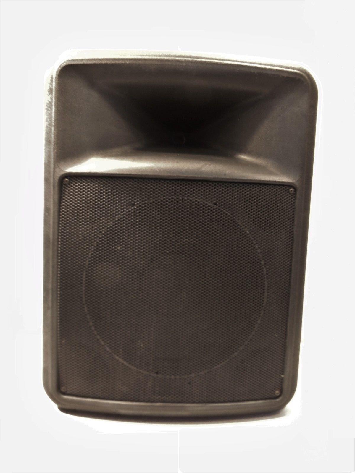 Peavey Impulse 200  Weather Resistant Two Way 12  PA Speaker System 600 Watt