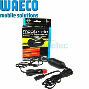 Waeco Cooler Low Voltage Disconnect Cut Out Deep Cycle AGM Dual Battery M50K12