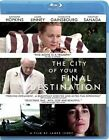 City of Your Final Destination 0814838010595 With Anthony Hopkins Blu-ray