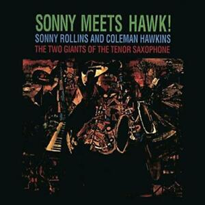 Sonny-Rollins-Sonny-Meets-Hawk-NEW-CD