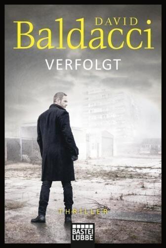 1 von 1 - David Baldacci - Verfolgt: Will Robie (2) - UNGELESEN