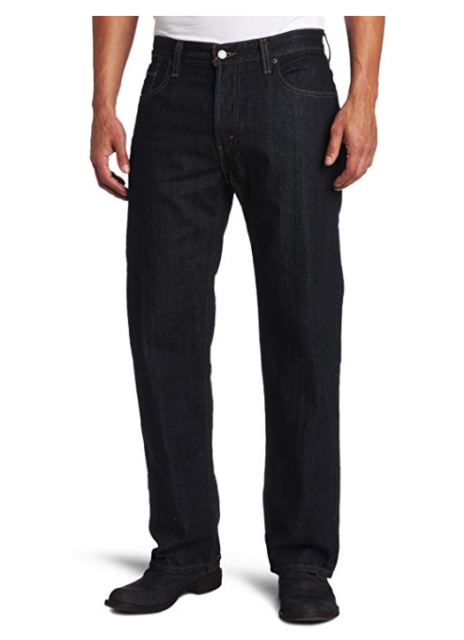 02fbe994 Levis 559 Relaxed Straight Fit Men's Jeans, Straight Leg $59.50 (005594010)