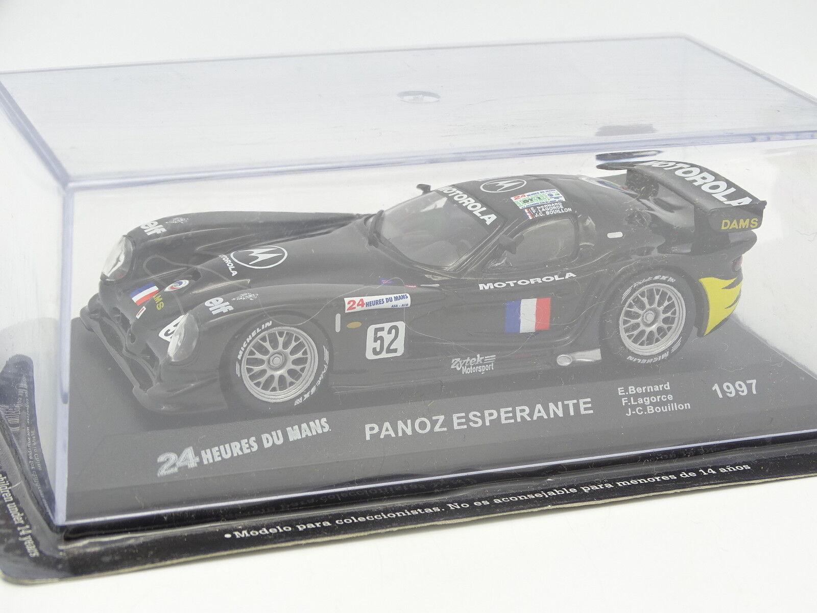 Ixo Press Collection le le le Mans 1 43 - Panoz Esperante 1997 2d3b2c