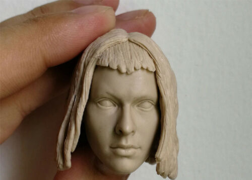 【No Paint】1//6 Milla Jovovich Leeloo Head Sculpt Fifth Element F12/'/'Female Figure