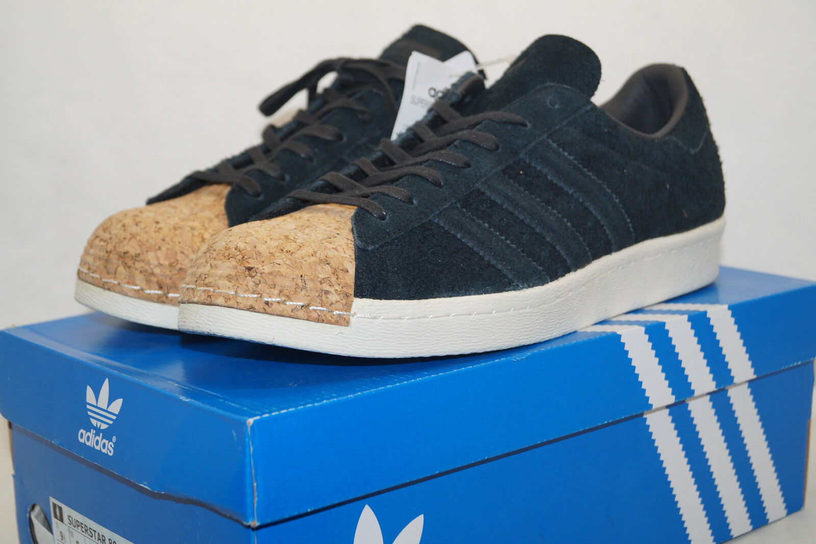ADIDAS ORIGINALS superstar Baskets 80s Cork by2963 Baskets superstar Suede 9fdf19